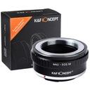 ADAPTER M42 Canon EOSM EOS M EF-M Jakość K&F