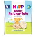 BIObaby HiPP Wafelki Ryżowe z Witaminą B1