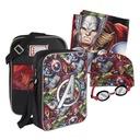 Zestaw na basen Avengers, 4-częściowy Licencja