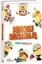 MINIONKI ROZRABIAJĄ - DVD KINOWY PRZEBÓJ wysyłk24h