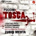ZUBIN MEHTA: PUCCINI: TOSCA [2CD]