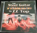 The Steel Guitar Tribute to ZZ Top (CD)