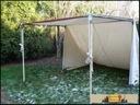 Tent frame - market stall
