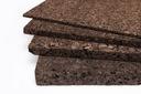 Korek prasowany tło do terrarium 50x50x2cm Bioterr
