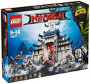 LEGO NINJAGO 70617 ŚWIĄTYNIA BRONI OSTATECZNEJ