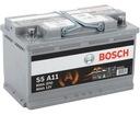 AKUMULATOR BOSCH 80AH/800A S5 P+ START-STOP AGM