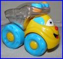 Fisher Price Wywrotka - kolorowe pojazdy