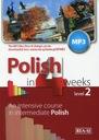 Polish in 4 weeks level 2 + CD - PROMOCJA