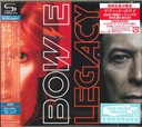 DAVID BOWIE Legacy - JAPAN 2x SHM-CD od ręki