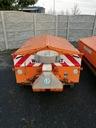 Piaskarka-solarka KIF 1200F Multicar,Ausa,Hako