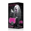 Bad Romance Pink Eye Mask różowa maska na oczy