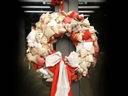 WIANEK Z KOKARD stroik świąteczny prezent święta