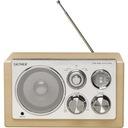 NOWE RADIO AM/FM AUX DENVER TR-61 230V BATERIE 40