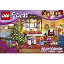 Kalendarz A dwentowy Lego Friends