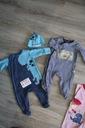 Wyprawka dla chłopca 56-62, Next, H&M, KappAhl