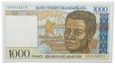 22.Madagaskar, 1 000 Franków 1994, P.76, St.1-