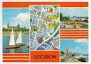 SZCZECIN MAPKA /AT149