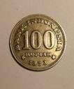 Indonezja 100 Rupii 1973
