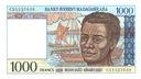 MADAGASKAR - 1000 FRANCS/ARIARY -1994 - P-76b UNC