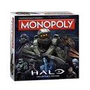 Gra planszowa Monopoly HALO Collector's Edition