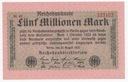 141(9b) - Berlin,5 Milionów Marek 1923