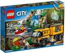 LEGO City 60160 Dżungla Mobilne laboratorium WAWA