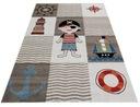 Miękki dywan dla dziecka 200x290 SOFT 13 MM ATEST!