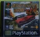 Destruction Derby RAW - PSX - Rybnik