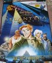 Walt Disney - Atlantyda - duży plakat