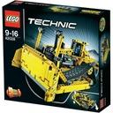 LEGO TECHNIC 42028 BULDOŻER 2w1