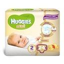 Pieluszki HUGGIES rozm 2   3-6 kg pakiet 6 x 24szt