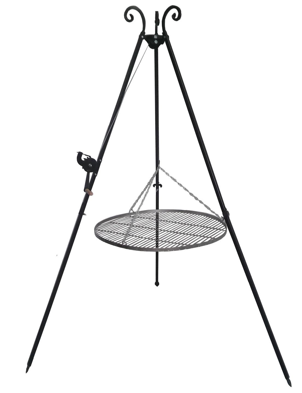 grill ogrodowy tr jn g 210 cm ruszt inox 80 cm 6793496680. Black Bedroom Furniture Sets. Home Design Ideas