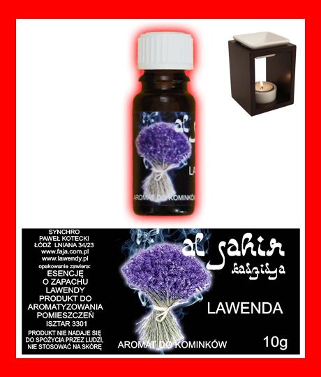 Lawenda Lawendowy Lawendy Olejek Olejki Kominki 6501167150 Allegropl
