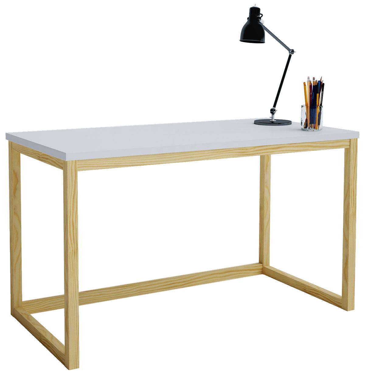 Biurko Nowoczesne Białe Młodzieżowe Ikea Do Biura 5877926615