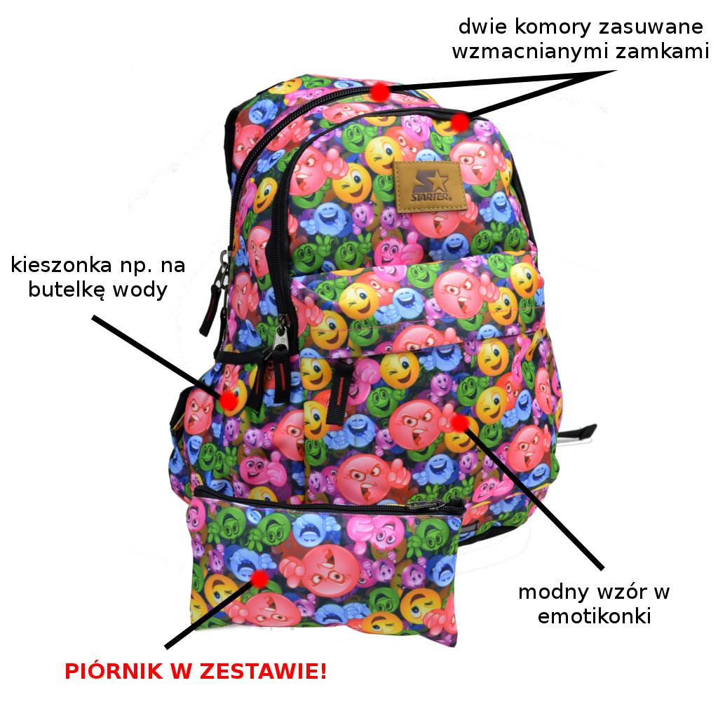 2a9fe4e9801af Dzięki specjalnie wyprofilowanym szelkom plecak jest bardzo komfortowy w  użytkowaniu