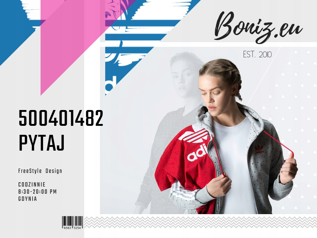 Torba plecak Adidas Wanderlust Sea Sack CW0118 duży worek miejski
