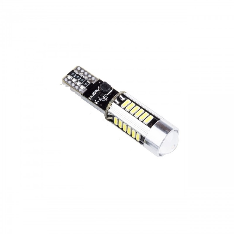 W5W LED T10 27 SMD 4014 CANBUS