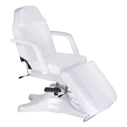 Hydrauliczny Fotel Kosmetyczny Bd 8222 Biały