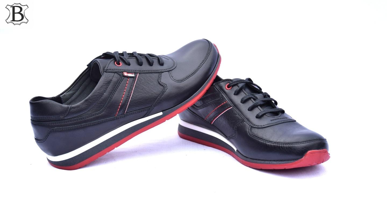 Obuwie sportowe polskie adidasy skórzane Lemi 919