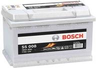 Аккумулятор BOSCH SILVER S5 77 AH 780A