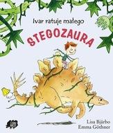 Ivar ratuje małego stegozaura Lisa Bjarbo