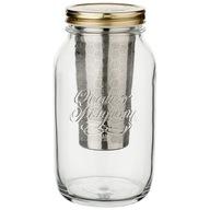 BREWJAR Cold Brew Jar XL, Słoik z filtrem