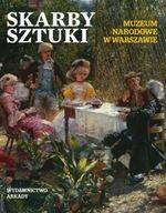 Skarby sztuki Muzeum Narodowe w Warszawie Praca zbiorowa