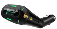 TRANSMITER FM samochód DUŻY LCD MP3 USB czytnik ka