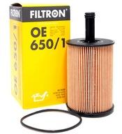 FILTRON FILTR OLEJU OE650/1 AUDI SEAT SKODA VW TDI