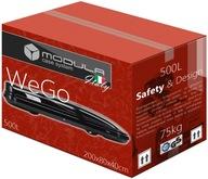 Bagażnik BOX Dachowy MODULA WeGo 500L 200x80x40cm