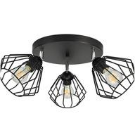 LAMPA WISZĄCA SUFITOWA ŻYRANDOL BRYLANT LED 724-G3