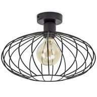 LAMPA EDISON LOFT ŻYRANDOL PLAFON DRUT LED 726-P1