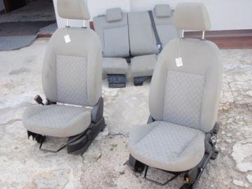 сиденье сиденья задние комплект ford fusion 05r - фото