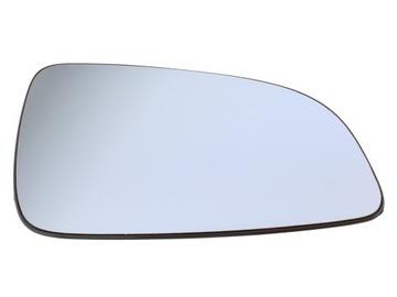 вклад зеркало с подогревом p к opel astra iii h 04-